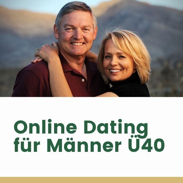 Online Dating für Männer Ü40